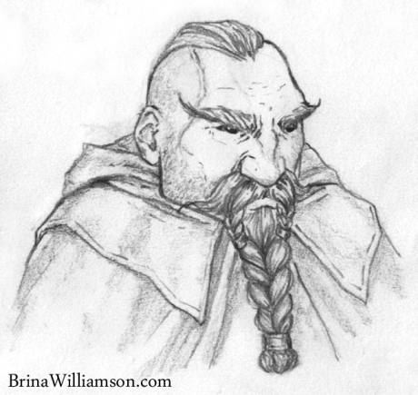 2011. Scarred Dwarf