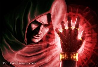 5, Golden Rings of Power