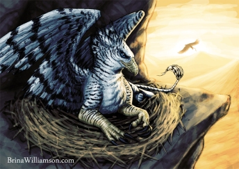 6, The Griffin's Nest