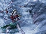 8, Maiden and the Minotaur