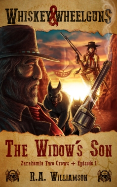 The Widow's Son, book cover