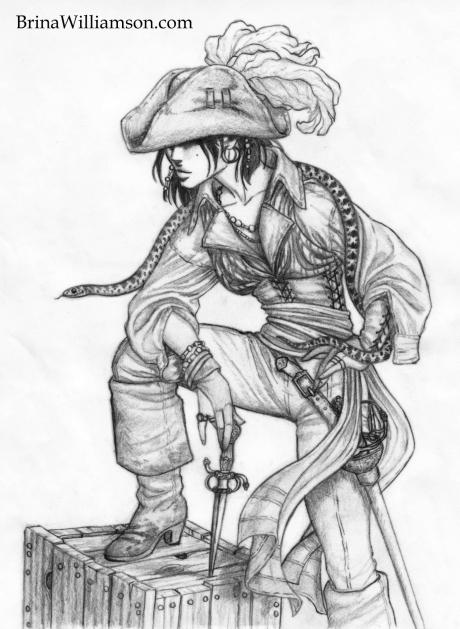 2010 Pirate & Snake