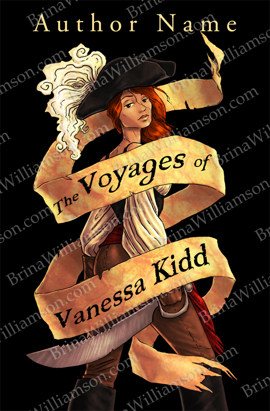 The Voyages of Vanessa Kidd