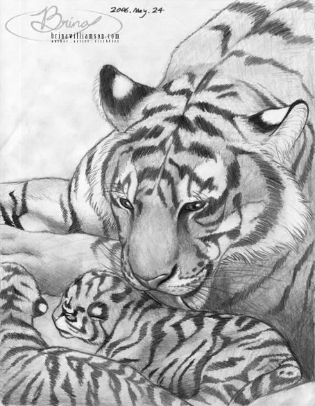 2006 Tiger mother
