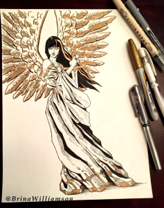 BW, Gold Wings
