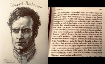 literary portrait, Rochester